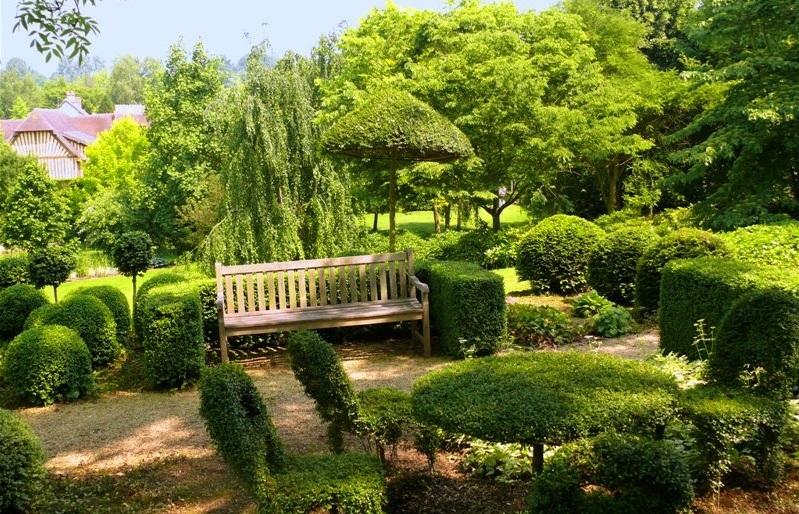 Site officiel les jardins du pays d 39 auge cambremer for Le journal du pays d auge
